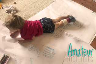 amateur mommies a stitch in time